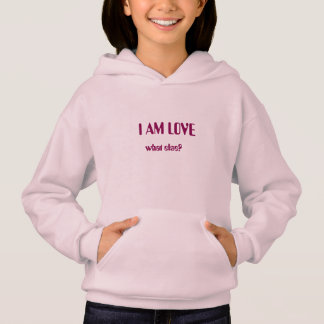 "Shirt ""I AM LOVE"""