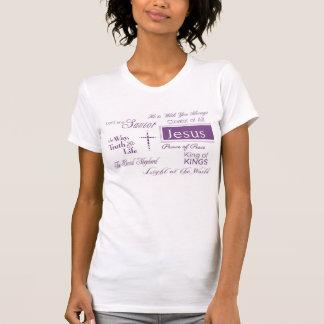 Shirt JESUSS christlicher Top~ Retter u. guter