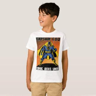 Shirt-Kinder Kapitän-CGU T-Shirt