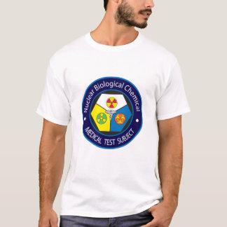 Shirt-Medizinischer Test Subject.ai T-Shirt