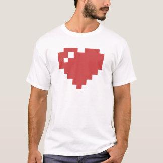 Shirt mit 8 Bits