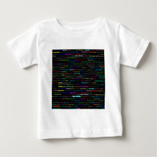 Shirt-Säugling des Olivia-Text-Entwurfs-I Baby T-shirt
