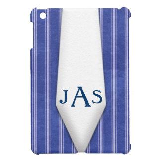 Shirt u. Krawatte im Blau iPad Mini Hülle
