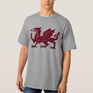 Shirt Waliser-Drache-Y Ddraig Goch