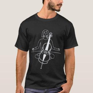 Shirt ZenCellist (für Dunkelheit)