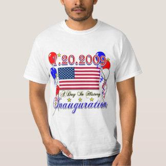 Shirts der Einweihungs-2009 und