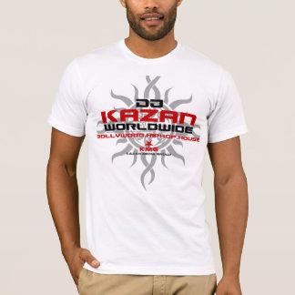 Shirts DJ Kasan weltweit - Bollywood.HipHop.House