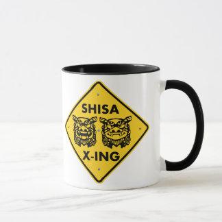 Shisa X-ing Tasse