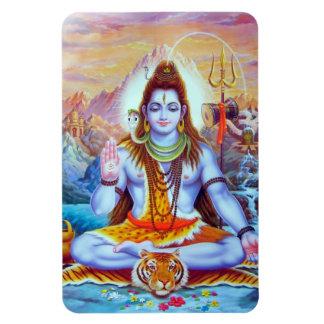 Shiva flexibler Magnet