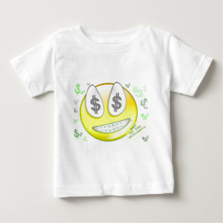 Sho ich der des Benjamins Smiley Baby T-shirt