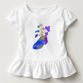Shoeflowers Kleinkind T-shirt