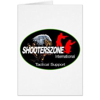 Shooterszone internationale Stützabnutzung Karte