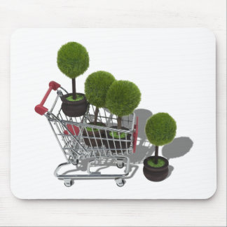 ShoppingRenewableResource111510 Mauspad