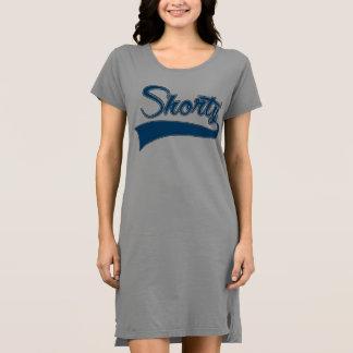 Shorty - wählen Sie Ihr FarbeT - Shirt-Kleid Kleid