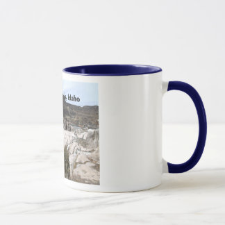 Shoshone-Fälle, Shoshone-Fälle, Idaho Tasse