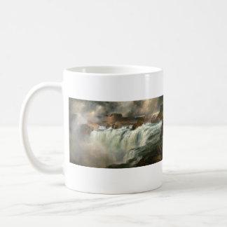 Shoshone fällt auf den Snake River - 1900 Kaffeetasse