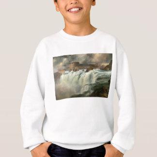 Shoshone fällt auf den Snake River - 1900 Sweatshirt