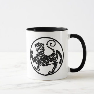 Shotokan Karate-Kaffee-Tasse Tasse