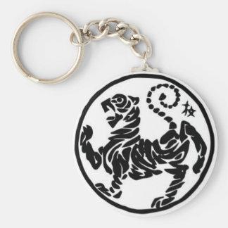Shotokan Keychain Standard Runder Schlüsselanhänger