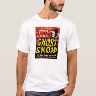 Show Dr.-Silkini Ghost Show Spook T-Shirt