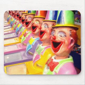 Show_Time, _Clowns, _ Mousepad