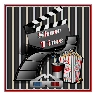Showtime Kino-Theater Poster