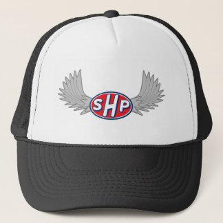 SHP-Flügel Truckerkappe