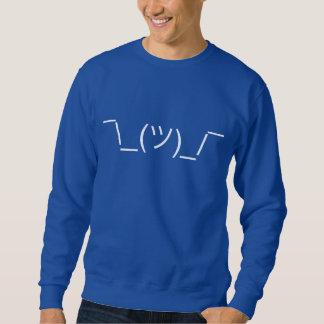 Shruggie Smugshrug Kaomoji Emoticon Meme Shirt