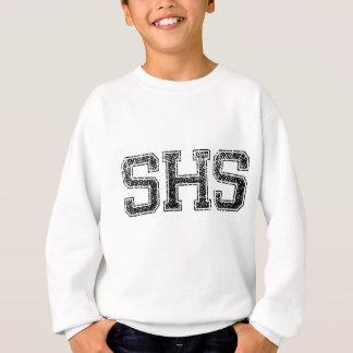 SHS Highschool - Vintag, beunruhigt Sweatshirt
