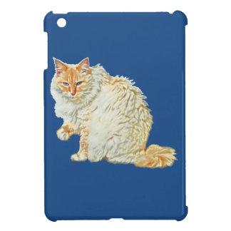 Siamesische Katze 2 des Flammenpunktes iPad Mini Hülle