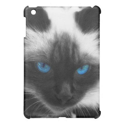Siamesische Katze iPad Mini Etuis