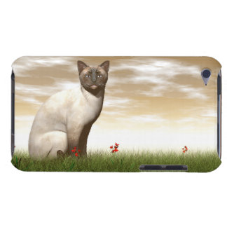 Siamesische Katze iPod Case-Mate Case