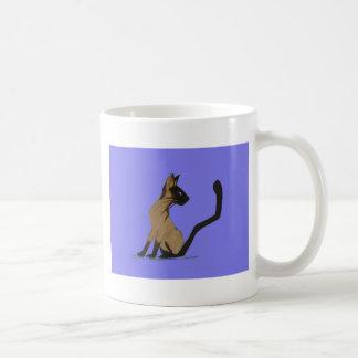 SIAMESISCHER CAT KAFFEETASSE