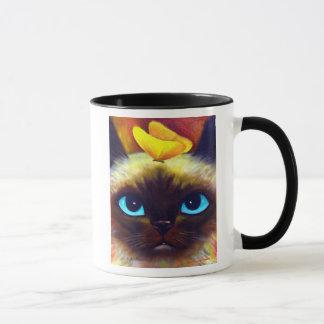 SIAMESISCHER CAT-TASSE TASSE