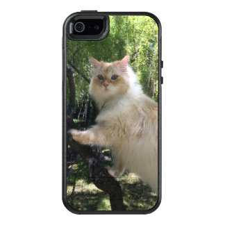 Sibirische Waldkatze OtterBox iPhone 5/5s/SE Hülle