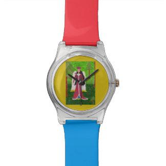 Sibirischer Engel Armbanduhr