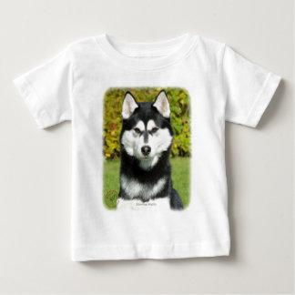Sibirischer Husky 9P046D-49 Baby T-shirt