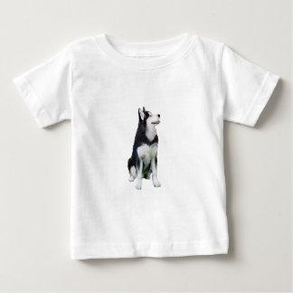 Sibirischer Husky (a) Baby T-shirt