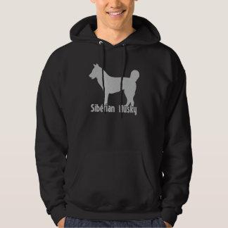 Sibirischer Husky Hoodie