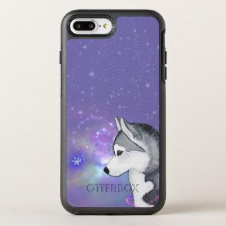 Sibirischer Husky OtterBox Verteidiger iPhone 6 OtterBox Symmetry iPhone 8 Plus/7 Plus Hülle