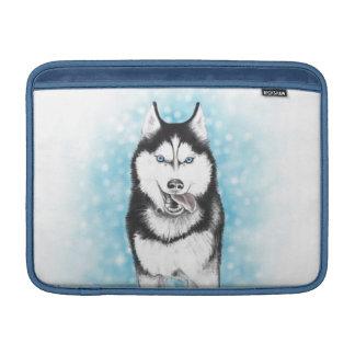 Sibirischer Husky Sleeve Fürs MacBook Air
