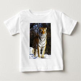 Sibirischer Tiger Baby T-shirt