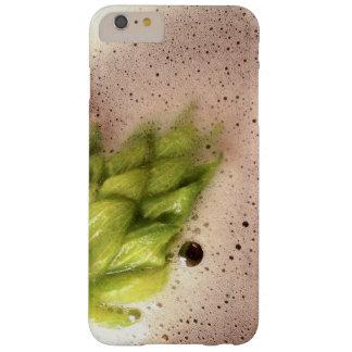 Sich hin- und herbewegende Bier-Hopfen Barely There iPhone 6 Plus Hülle