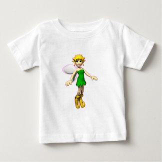 Sich hin- und herbewegende Fee Baby T-shirt