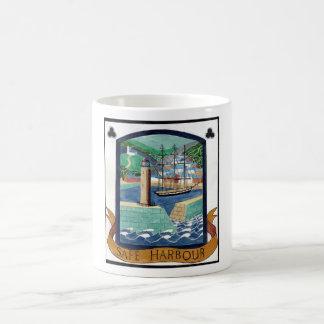 Sicherer Hafen, Fowey Kaffeetasse