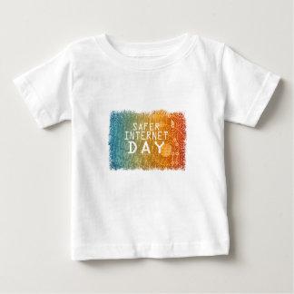 Sichererer Internet-Tag - Anerkennungs-Tag Baby T-shirt