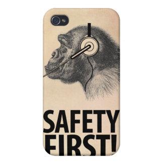 Sicherheit erste! etui fürs iPhone 4