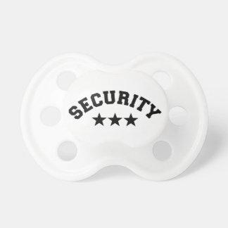 Sicherheit Schnuller