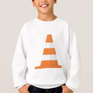 Sicherheits-Kegel Sweatshirt