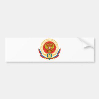 Sicherheitsemblem russischen Präsidenten Autoaufkleber